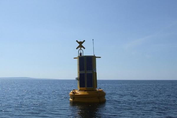 水質監測浮標系統