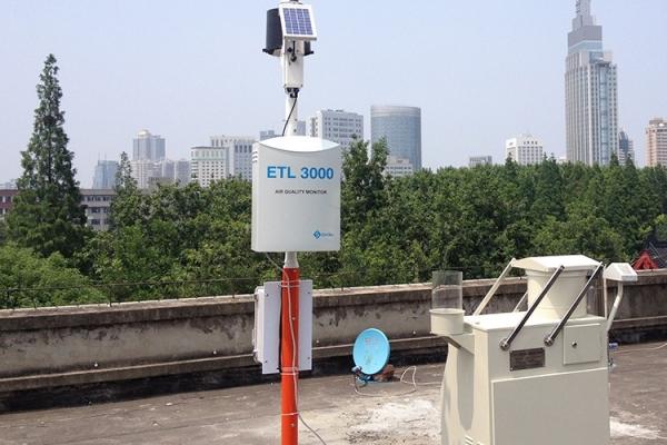 ETL3000城市空气质量在线监测系统