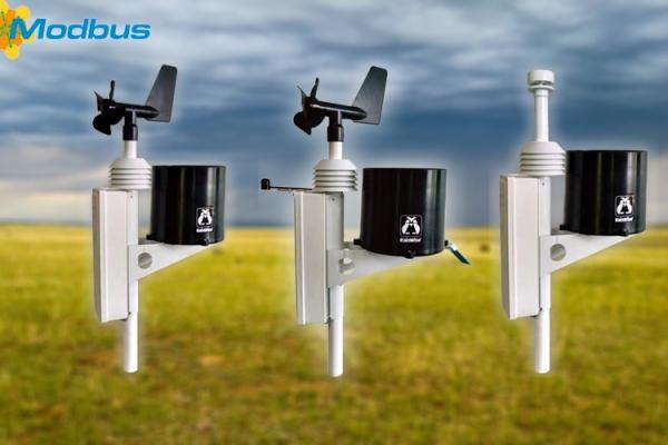 基于Modbus的氣象監測解決方案