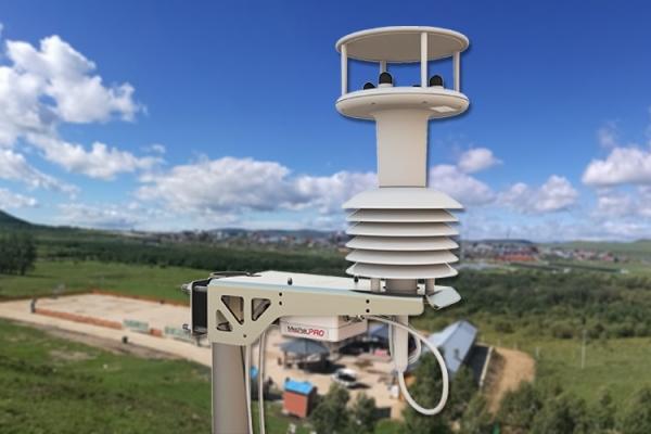 MetPak專業氣象站解決方案