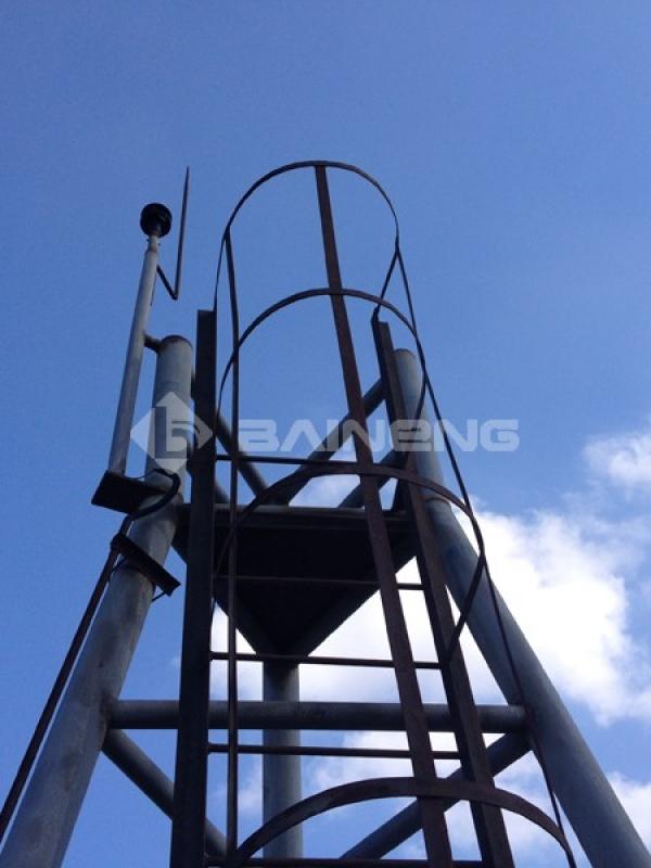 上海浦东临港海洋码头WindSonic风速仪