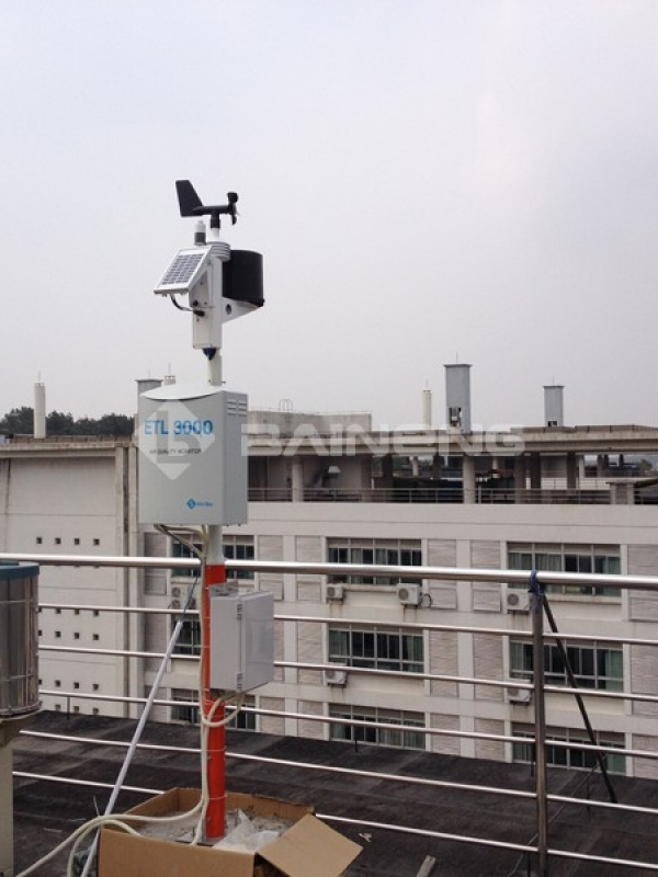 南京师范大学ETL-3000空气质量监测仪