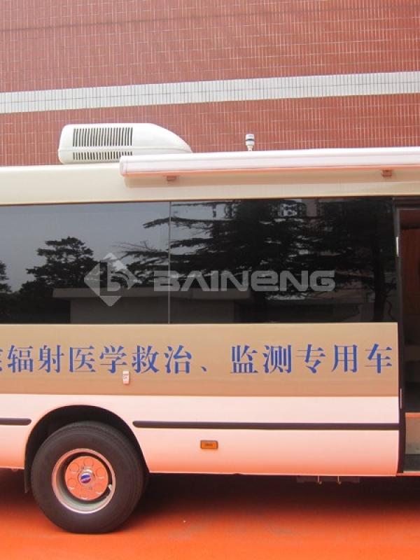 上海肺科医院LB150车载气象站