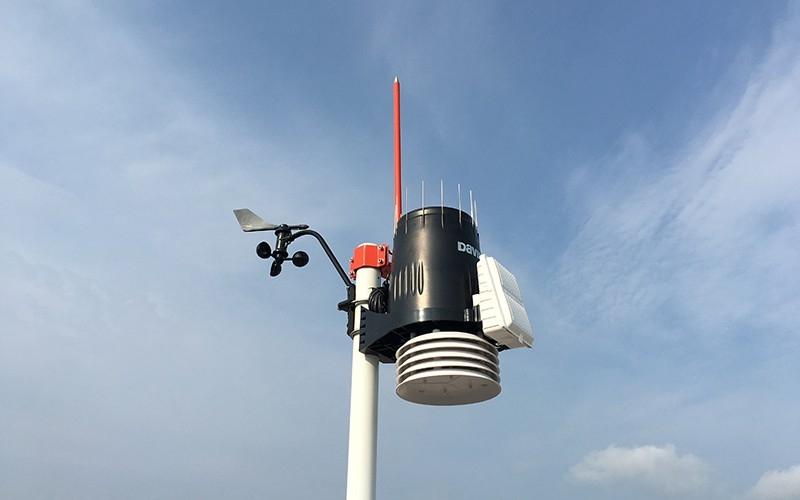 Davis Vantage Pro2 6152C有线标准气象站