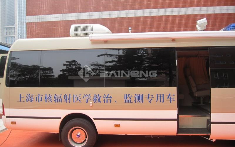 上海肺科醫院LB150車載氣象站