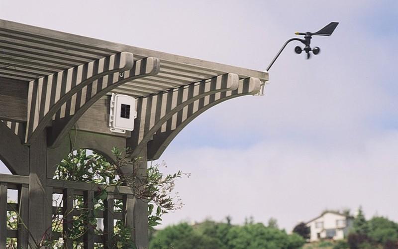 Davis 6332无线风速风向监测站