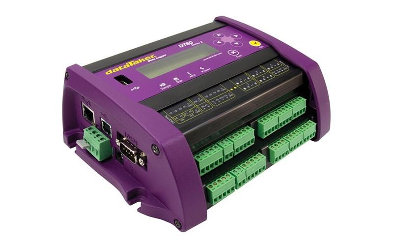dataTaker DT80数据采集器
