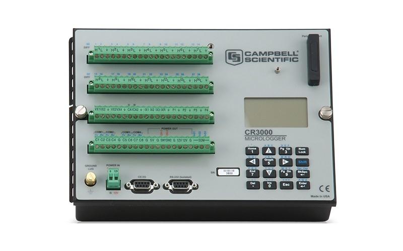 Campbell CR3000数据采集器