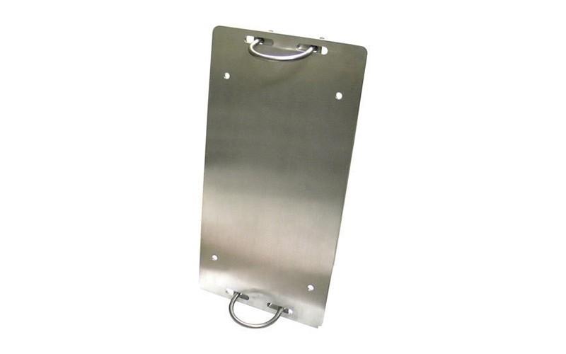 防雨控制箱立杆安装固定板