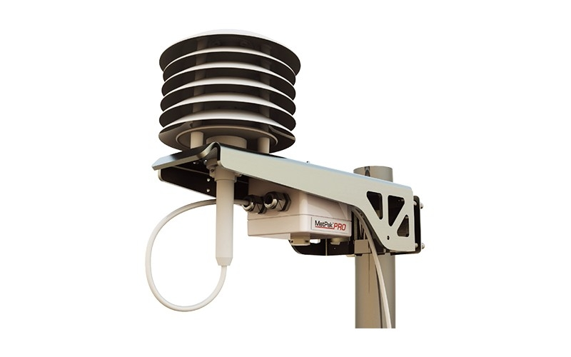 MetPak Pro Base专业气象站