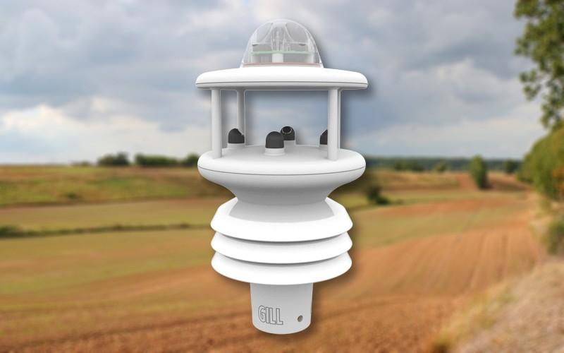 MaxiMet緊湊型氣象站解決方案