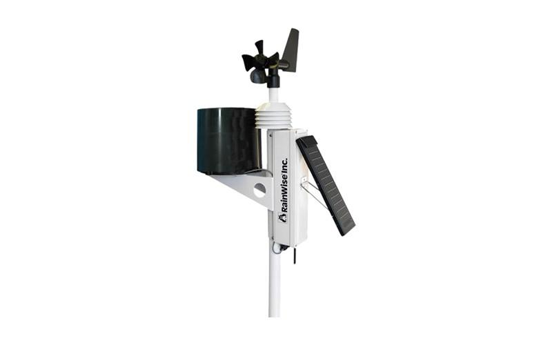 RainWise MK-III-LR無線氣象站