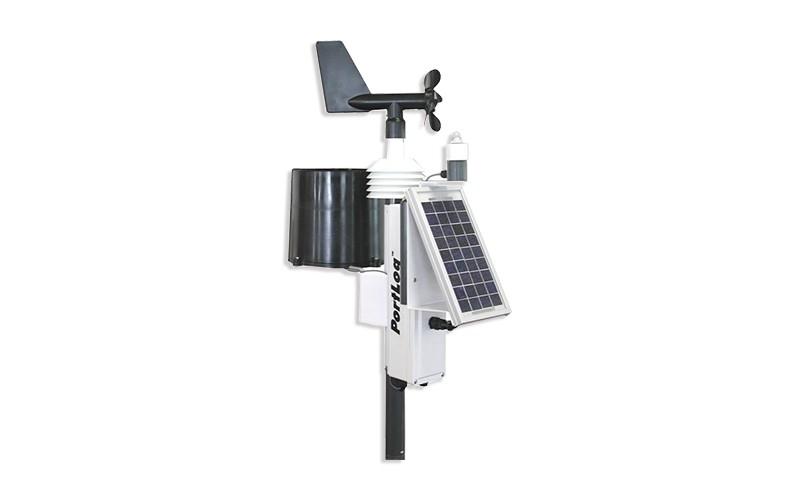 PortLog便携式气象站