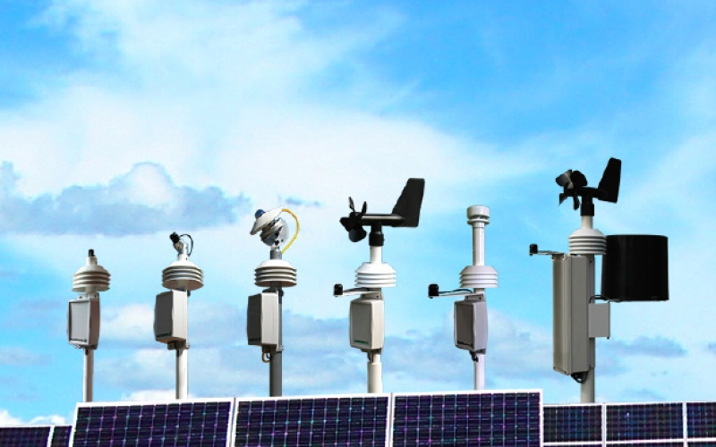 PVMet光伏气象在线监测方案