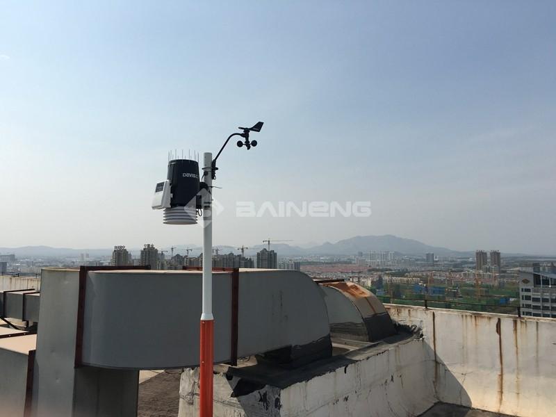 日照环境监测无线自动气象站