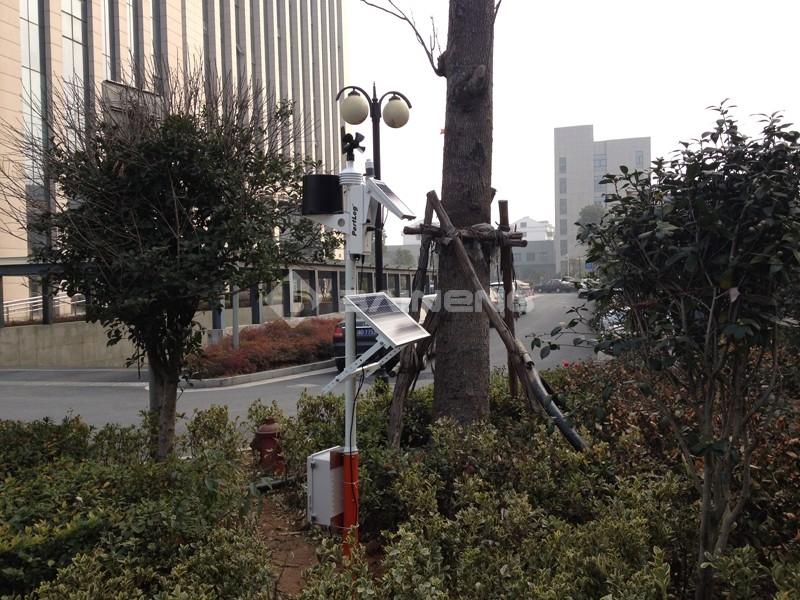 绍兴信息科学研究院PortLog气象站