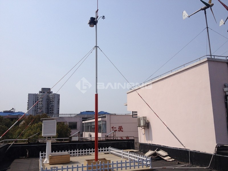 闵行区华坪路小学VP2气象站